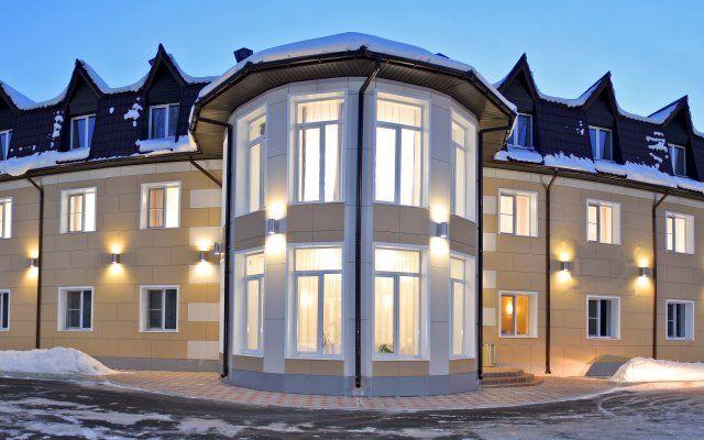 Гостиница Меридиан в городе Ангарск