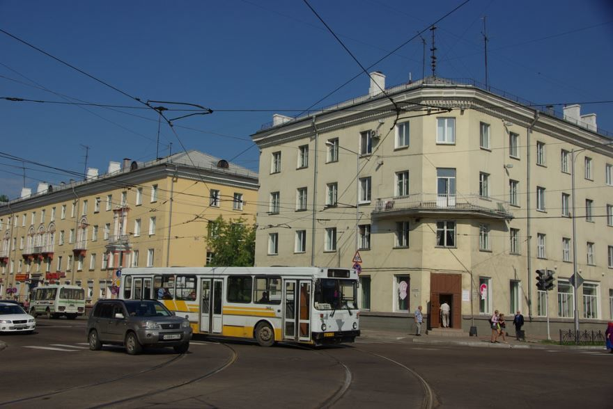 Скачать онлайн бесплатно красивое фото города Ангарск в хорошем качестве