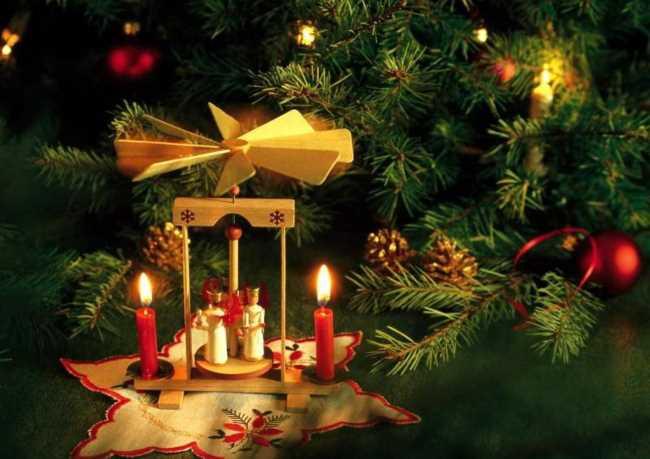 Какой праздник отмечают 25 декабря?