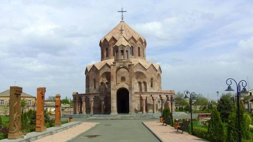 Церковь Святой Анны город Армавир