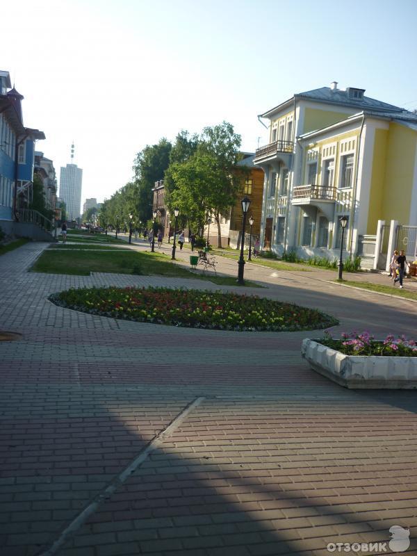 Смотреть красивое фото вид улиц города Архангельска в хорошем качестве