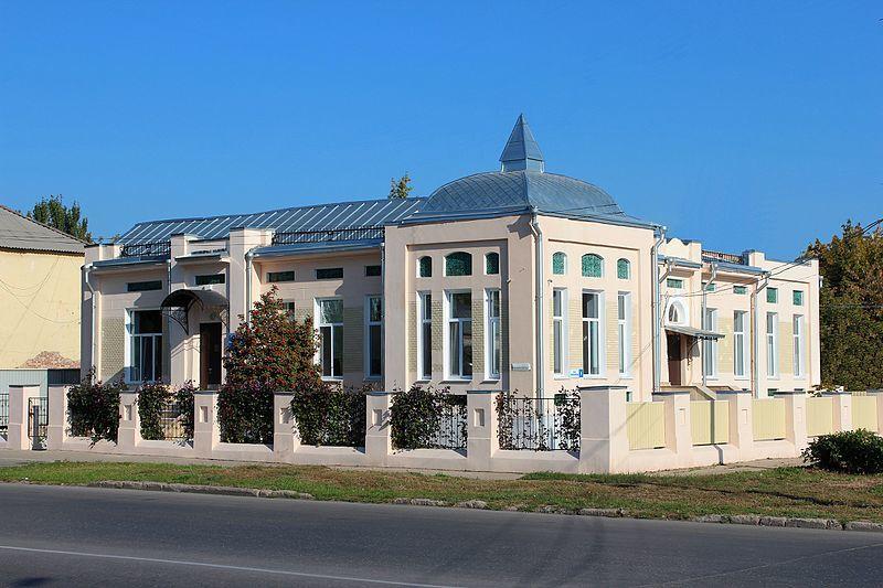Дом Мамина в городе Балаково Саратовской области
