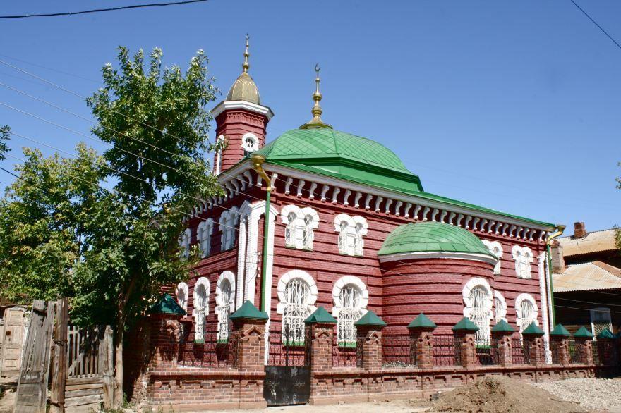 Красная Мечеть город Астрахань 2018