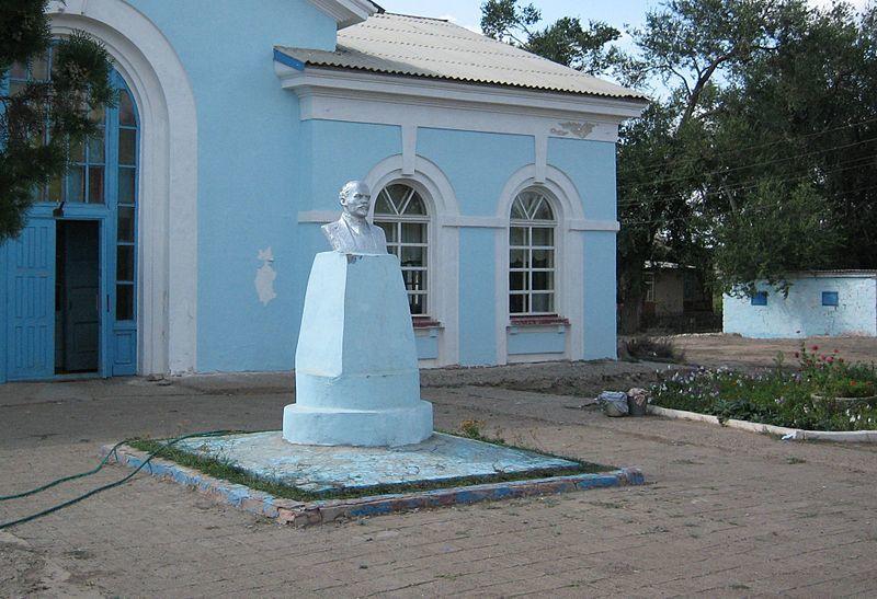 Станция Ашулук город Астрахань
