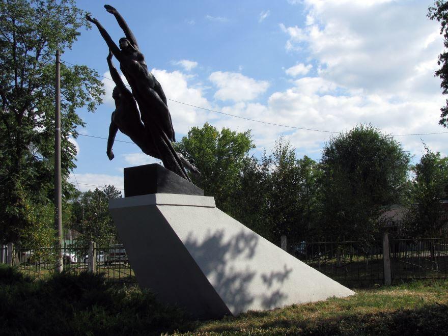 Памятник Чернобыльцам город Азов