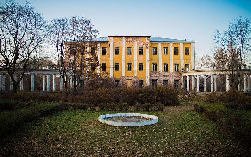 Усадьба Петра Яковлевское город Балашиха
