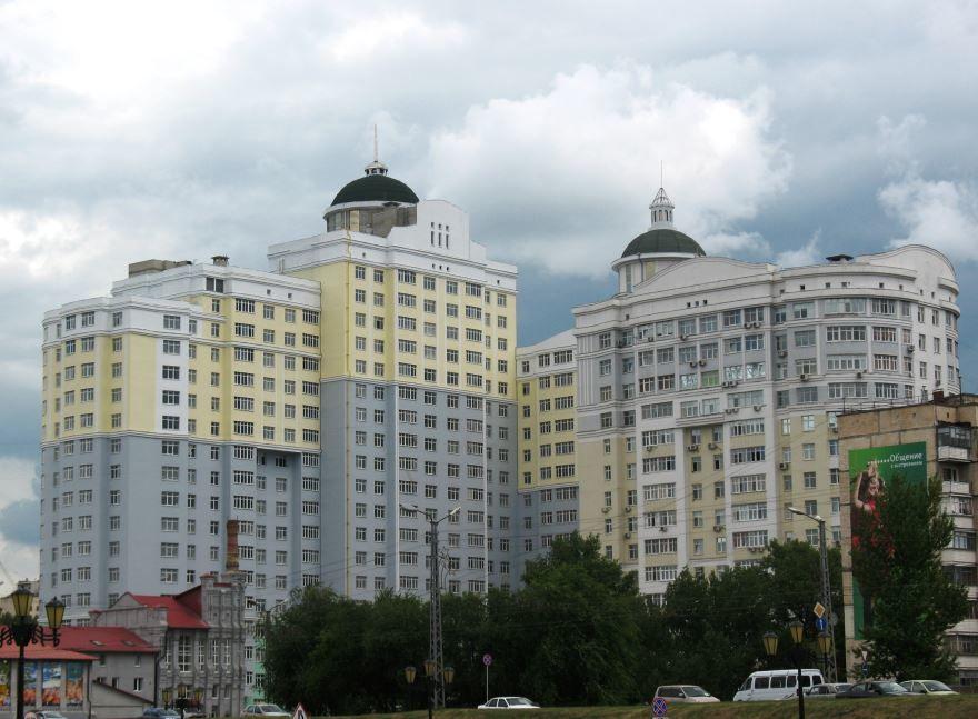 Смотреть фото высотные дома на улице Победы город Белгород 2019