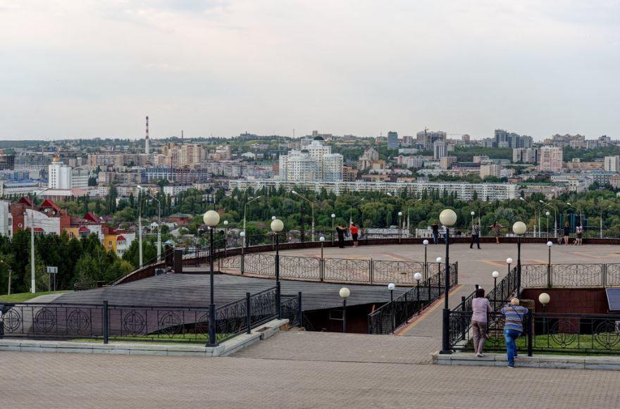 Смотреть лучшее фото города Белгород Красивый вид на город