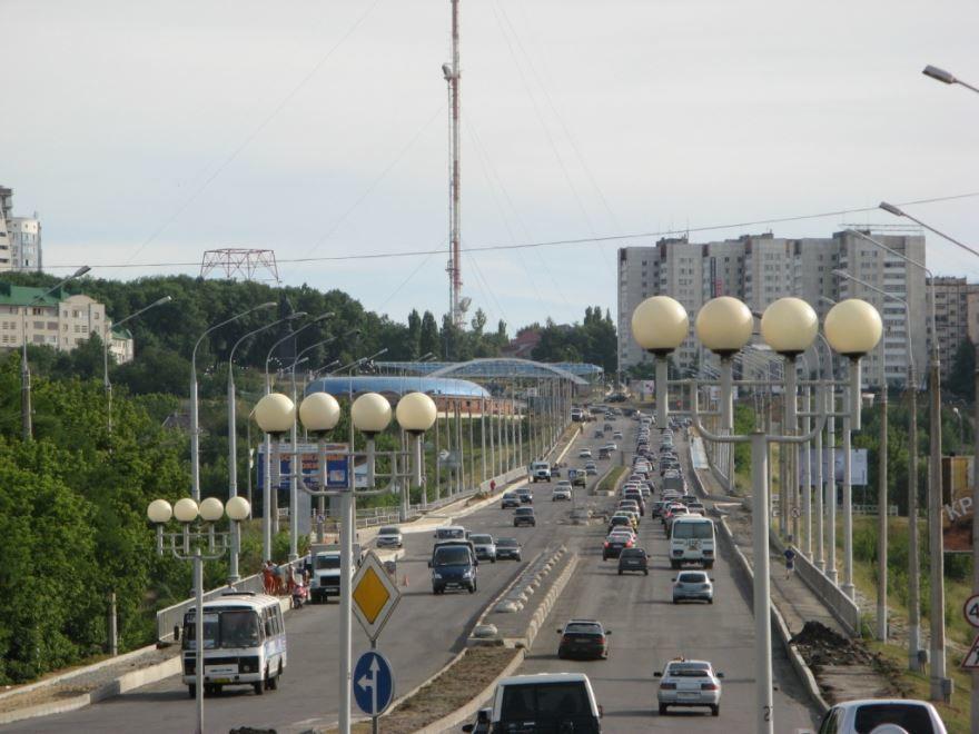 Проспект Ватутина город Белгород
