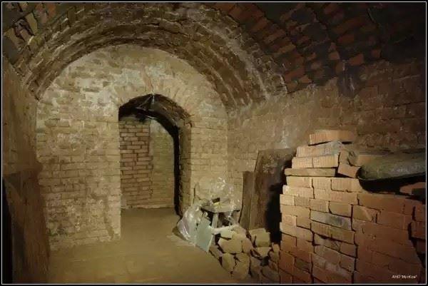 Пещеры Спасо-Преображенского монастыря город Бузулук
