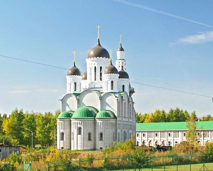Храм Покрова Пресвятой Богородицы Покровская старообрядческая церковь город Барнаул