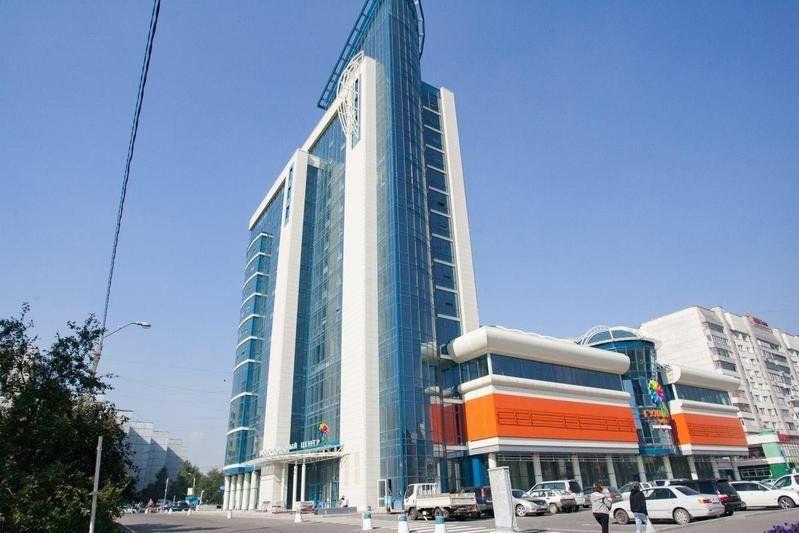 Торговый центр Гулливер парк город Барнаул 2018