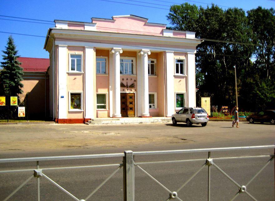 Скачать онлайн бесплатно лучшее фото города Брянск Кукольный театр в хорошем качестве