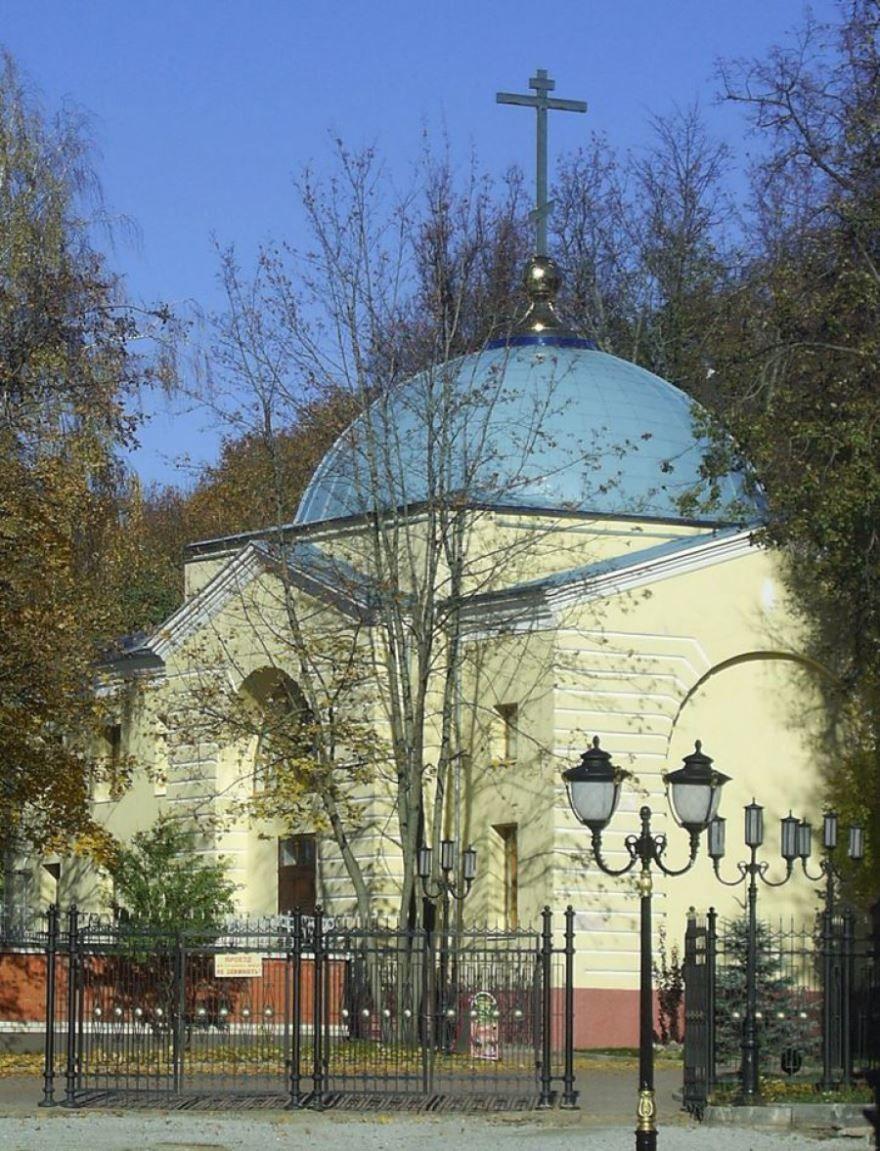 Храм Рождества Богородицы город Брянск