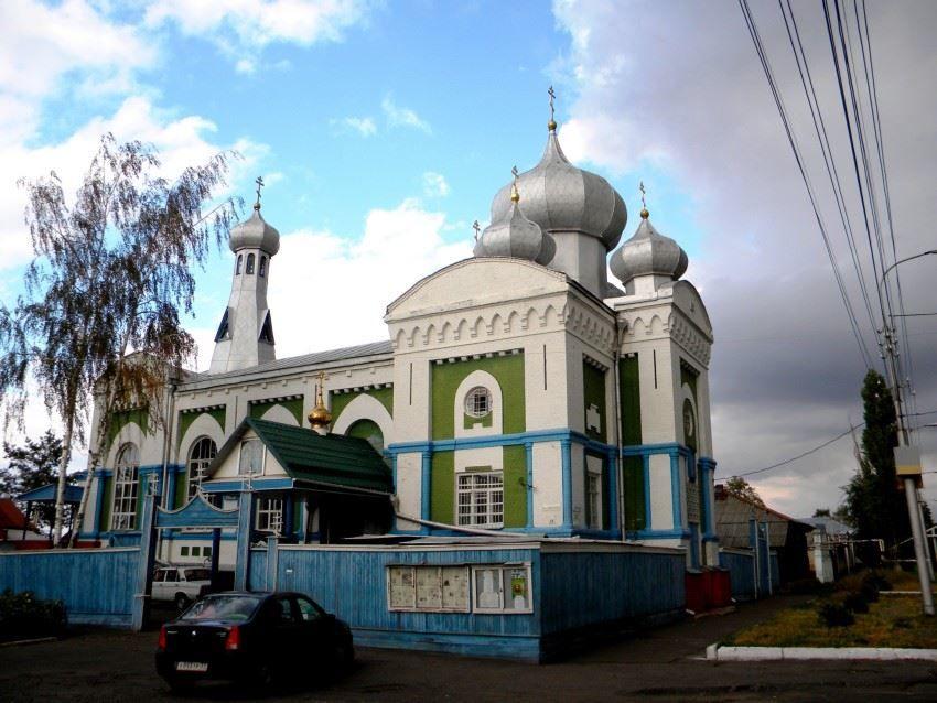 Кафедральный Собор Архангела Михаила город Балашов