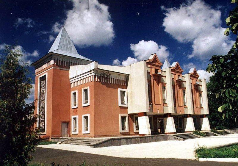 Краеведческий музей город Балашов