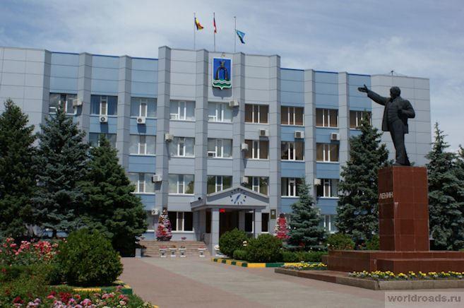 Смотреть красивое фото парк имени В.И. Ленина город Батайск