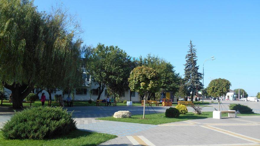 Смотреть лучшее фото красивый вид города Белореченск в хорошем качестве