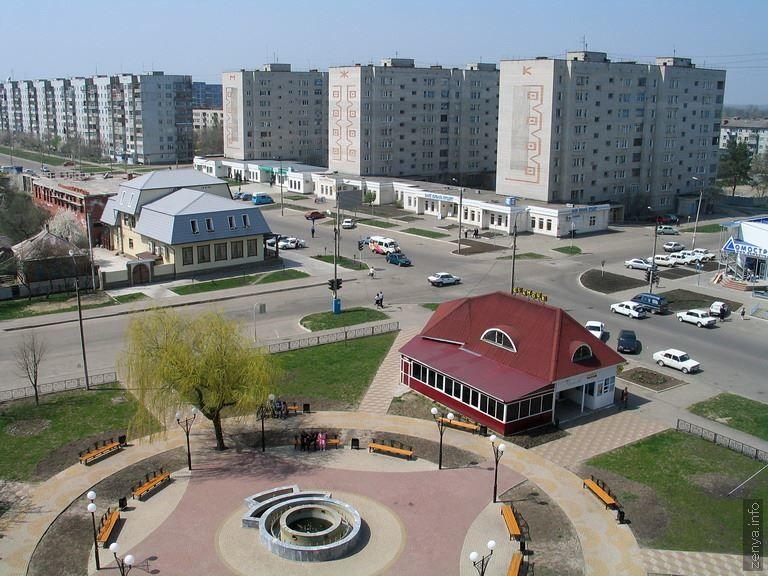 Смотреть лучшее фото города Белореченск 2018 панорама города