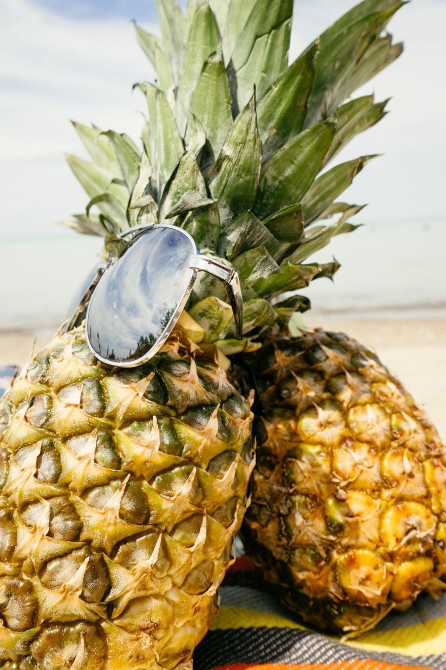 Картинки вкусных фруктов ананасов