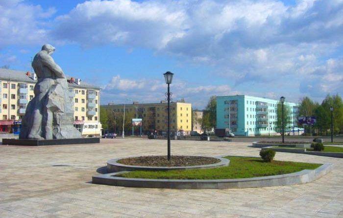 Смотреть красивое фото площадь в городе Ишимбай