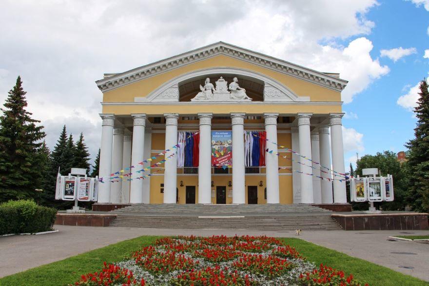 Театр Шкетана город Йошкар ола