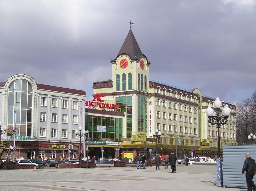 Пассаж города Калининград