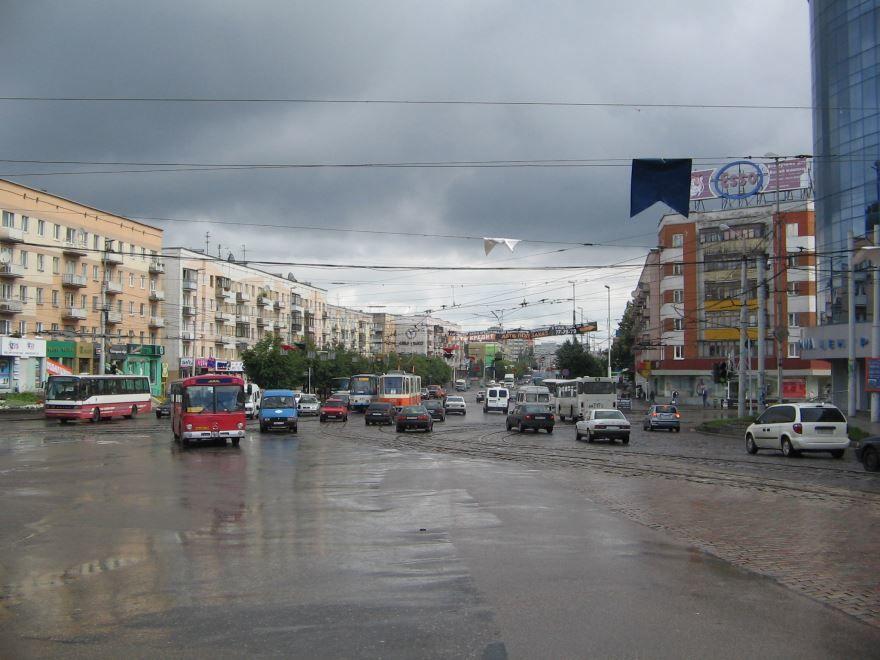 Ленинский проспект город Калининград