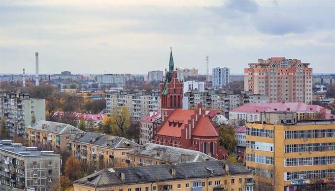 Смотреть лучшее фото города Калининград в хорошем качестве