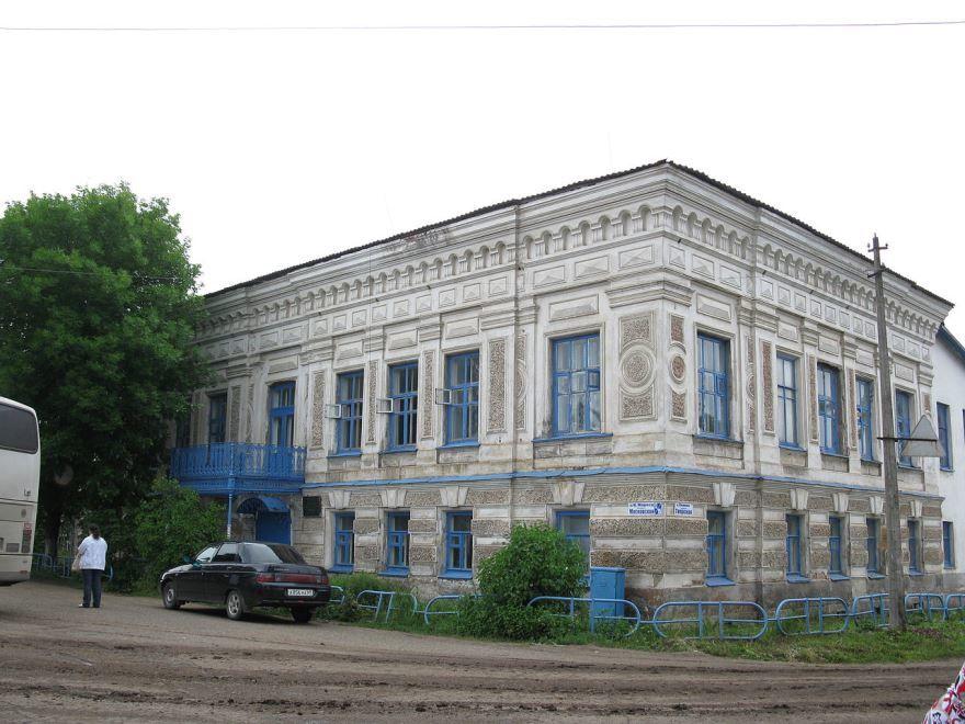 Скачать онлайн бесплатно красивое фото города Калязин в хорошем качестве