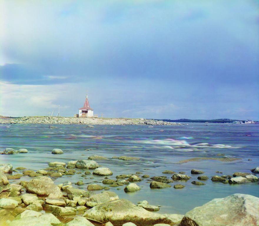 Смотреть лучшее фото города Кемь Остров Малый Леп