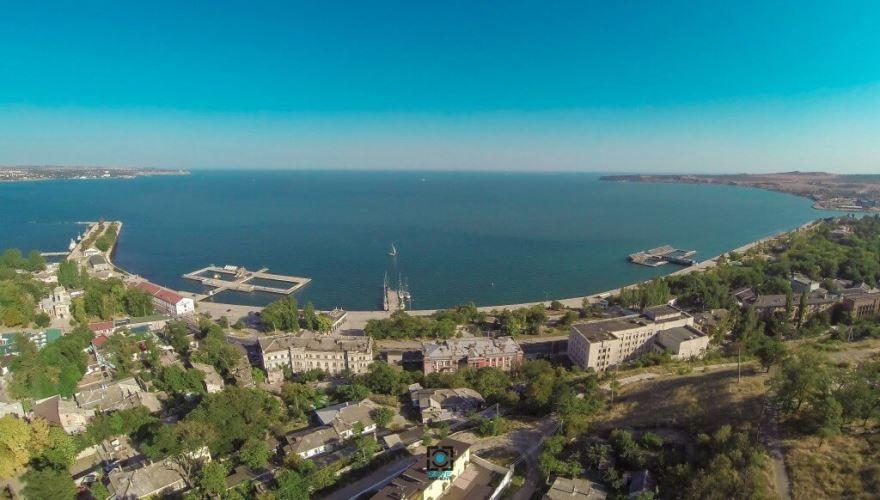 Скачать онлайн бесплатно лучшее фото города Героя Керчь в хорошем качестве
