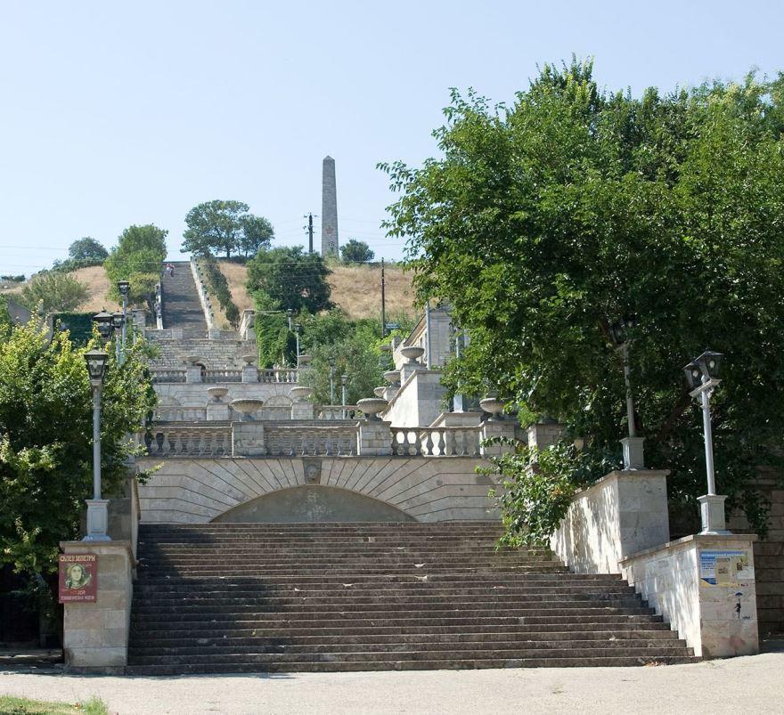 Смотреть красивое фото город Керчь в хорошем качестве