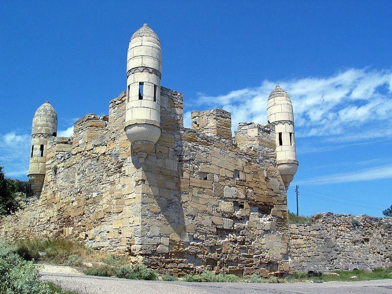 Крепость Еникале город Керчь