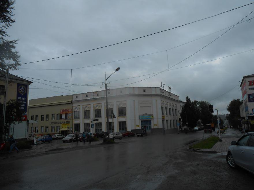 Смотреть красивое фото города Кизел в хорошем качестве