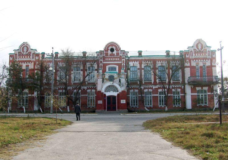 Краеведческий музей город Кизляр