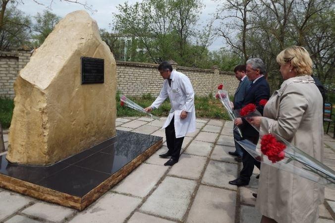 Памятник Подвиг во имя жизни город Кизляр
