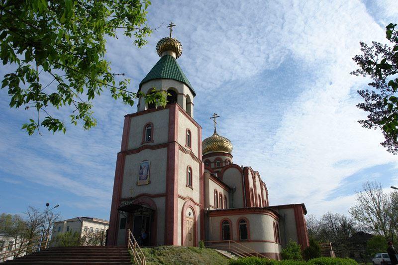 Свято-Георгиевский храм город Кизляр