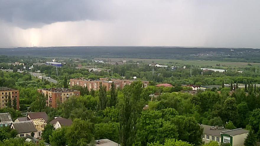Скачать онлайн бесплатно лучшее фото вид сверху города Кашира в хорошем качестве