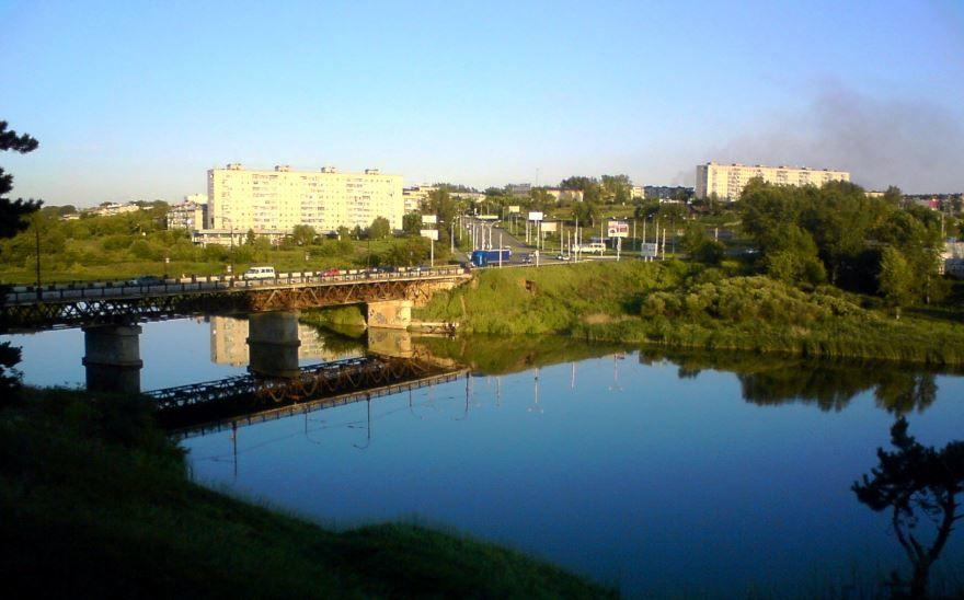 Смотреть красивое фото город Каменск уральский и его природа в хорошем качестве