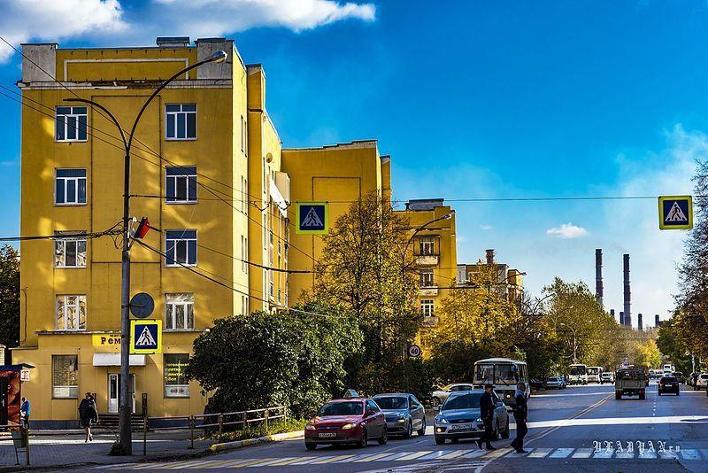 Смотреть лучшее фото улица города Каменск уральский в хорошем качестве