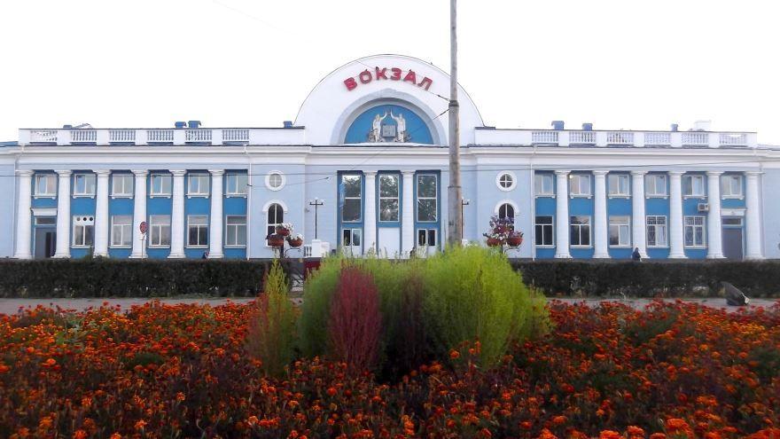 Железнодорожный вокзал город Каменск уральский 2019