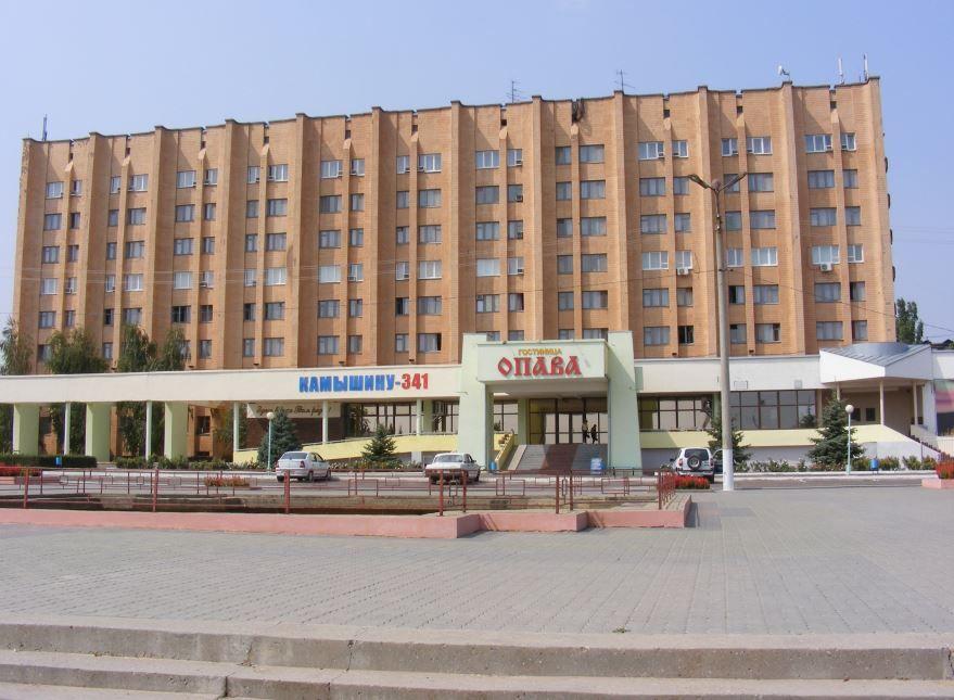 Отель в городе Камышин