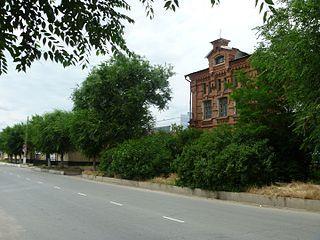 Смотреть красивое фото улицы города Камышин