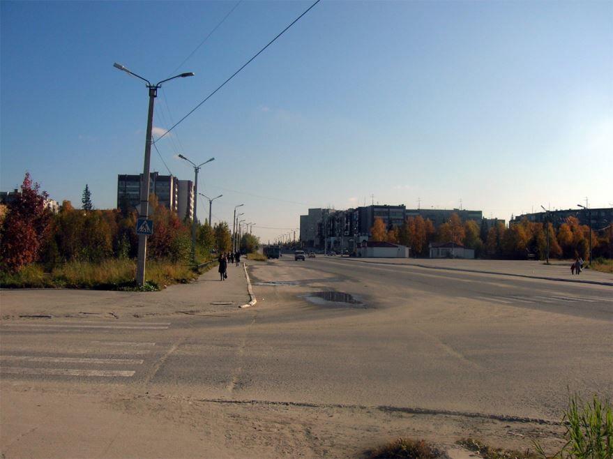 Смотреть бесплатно фото улицы города Ковдор