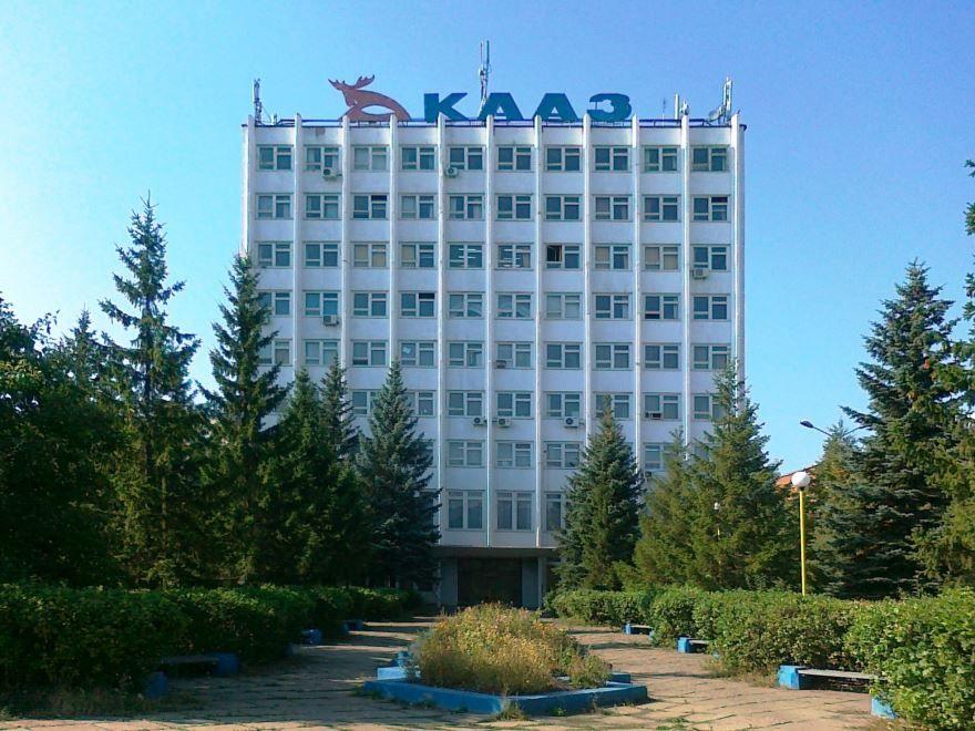 Здание администрации города Канаш