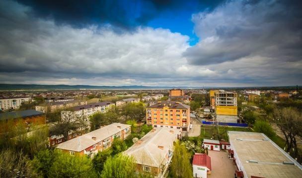 Смотреть красивое фото города Карабулак 2019