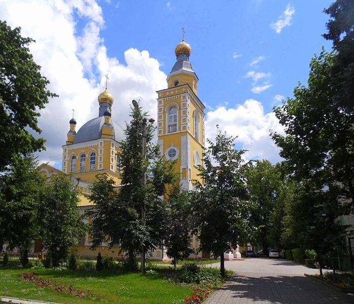 Собор святых Апостолов Петра и Павла город Клинцы