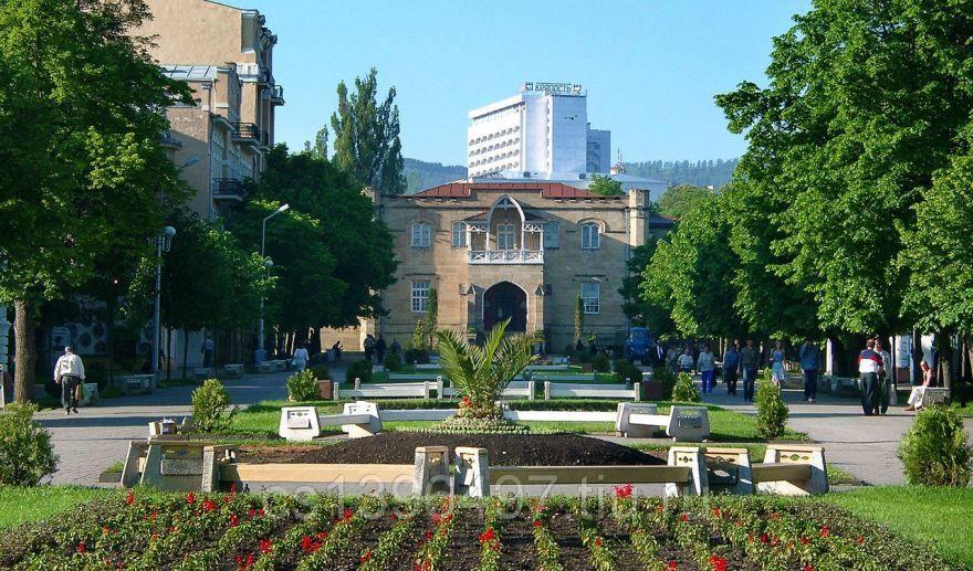 Скачать онлайн бесплатно красивый вид города Кисловодск в хорошем качестве
