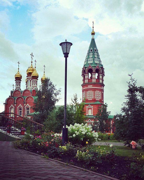 Смотреть красивое фото достопримечательности города Киселевск 2019 в хорошем качестве